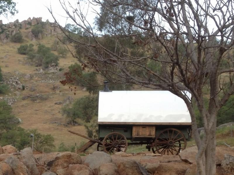 idaho sheep camp wagon in a calif vinyard be used as a guest house