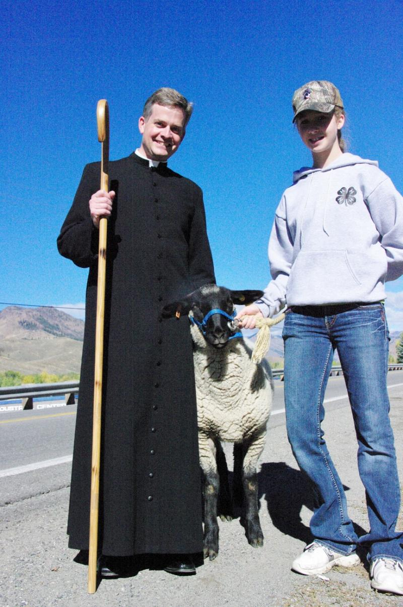 You must see this event it brings back the memories and history of Idaho Sheep