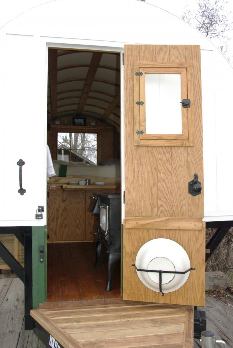 20 inch dutch door