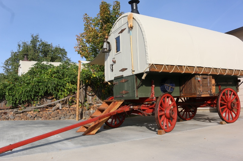 complete sheep wagon starting at 2450000 - Sheep Wagon